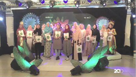 Selamat! Inilah 30 besar Sunsilk Hijab Hunt 2017 Bandung