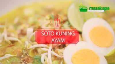 Soto Kuning Ayam