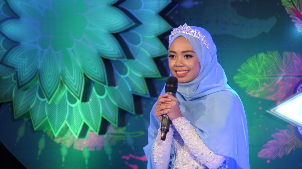 30 Besar Sunsilk Hijab Hunt 2017 Bandung - Irfa Nurul Washilah Al-Miswary