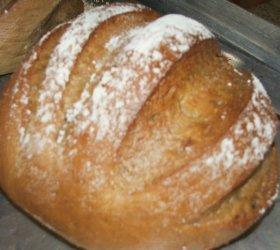 Rax Walnut Bread Kaya Serat