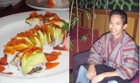Toar Christopher: Tidak Pernah Mimpi Menjadi Sushi Chef