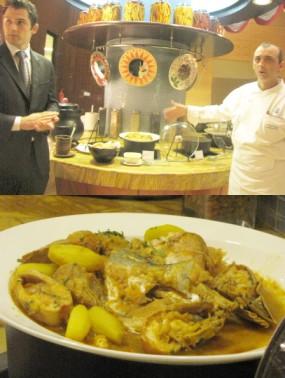 Duet Food and Fashion di Airlangga