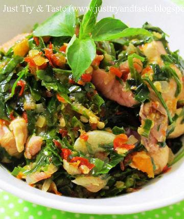Resep Ayam: Ayam Masak Lelem