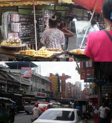 wisata budaya kuliner di chinatown bangkok
