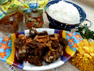 Ubub Kambing - Tegal Recipe (Indonesian Food)