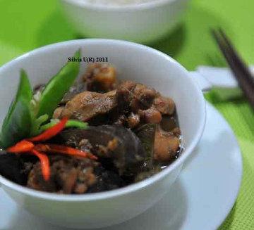 Resep: Ayam Pongteh