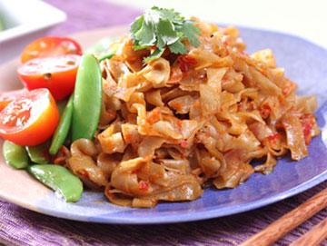 Mie Rica-Rica - Indonesian Recipe