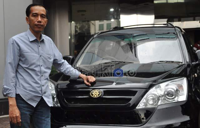 Tujuan kedatangan rombongan mobil Esemka di Jakarta sendiri ialah untuk melakukan uji emisi yang akan dilakukan pada esok hari.