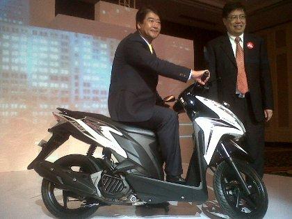 Honda Vario Injeksi Dijual Rp 15,9 Juta