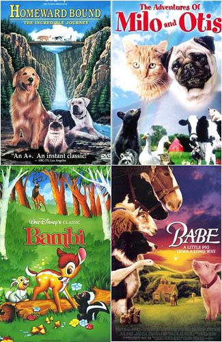 5 Film Tentang Binatang Favorit Anak-anak 1