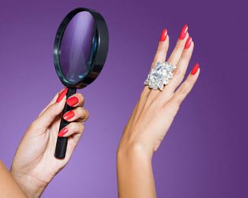 Cara Bedakan Berlian Asli dengan yang Palsu