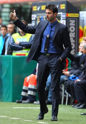 Andrea Stramaccioni  memprediksi sabung antara Inter Milan kontra AC Milan  Terkini Stramaccioni Prediksikan Derby Seru