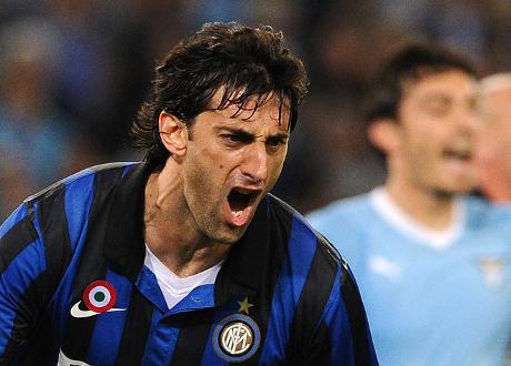 Satu gol yang dicetak  Diego Milito di adu pamungkas membuatnya menyamai Terkini 24 Gol Milito yang Terasa 'Sia-sia'