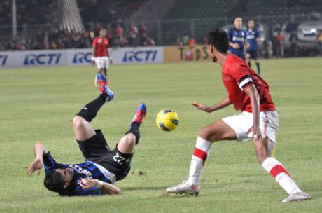 Inter Milan sempat sedikit kesulitan sebelum alhasil mengatasi Indonesia Terkini Stramaccioni: Ketat, Seperti Bukan Eksebisi
