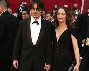 Sebelum Putus, Johnny Depp & Vanessa Paradis Bertengkar Hebat