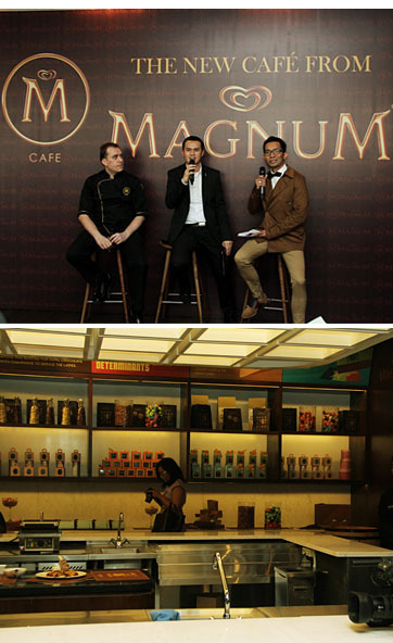 Magnum Cafe Kembali Dibuka dengan Konsep Terbaru