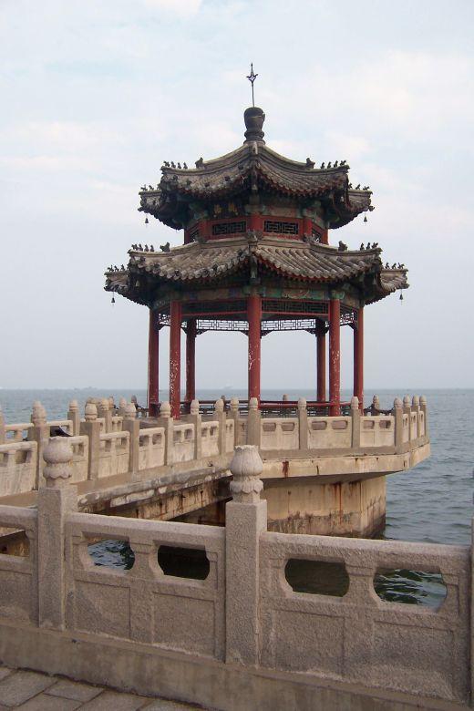 Inilah Ujung Tembok Besar China [ www.Up2Det.com ]