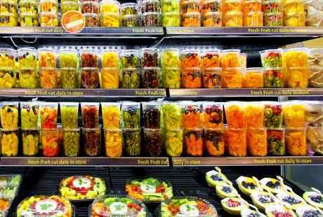 Cara Paling Sehat Menyimpan Bahan Makanan