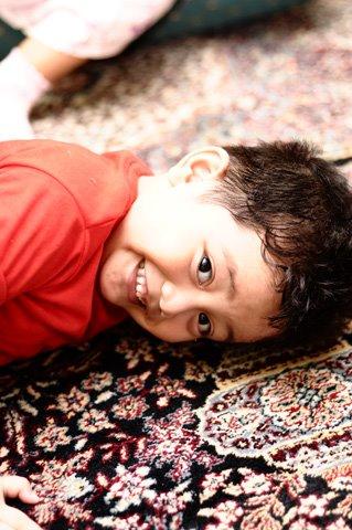 Muhammad Waldan Raqilla, 3,1 Tahun, Lelaki