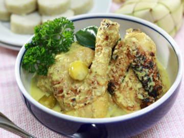 resep ayam opor ayam bakar