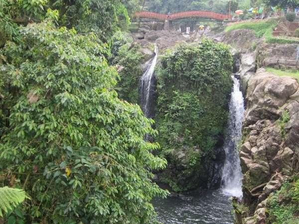 Menghirup Sejuknya Kawasan Wisata Baturaden, Jawa Tengah