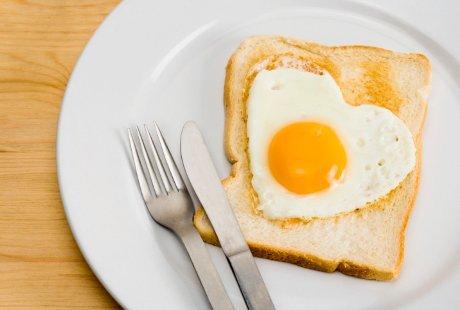 Ini Alasannya Kenapa Telur Sehat untuk Sarapan