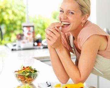 Hidup Lebih Sehat Dengan Diet Raw Food & Food Combining