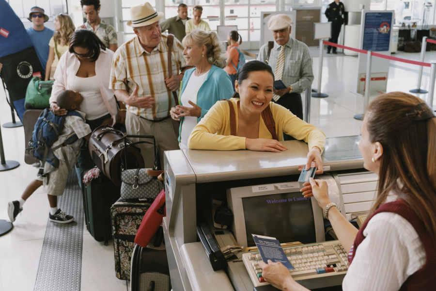 Hasil gambar untuk Checkin bagasi pesawat