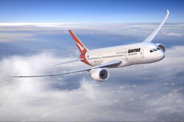 qantas jakarta sydney - photo#17