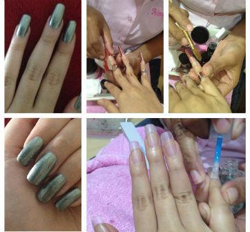Sulap Kuku Pendek & Rapuh Jadi Indah dengan Teknik Nail Extension