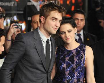 Kristen Stewart Kirim Surat Cinta untuk Robert Pattinson