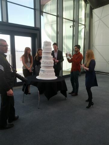 Pameran Pernikahan Gay Tampilkan Kue Pengantin Termahal Rp 508 M