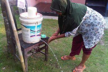 Desa CTPS Pendowo, Desa Sehat dengan Kebiasaan Cuci Tangan Pakai Sabun
