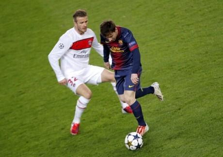 Taktik Jitu Ancelotti, Peran Vital Lionel Messi