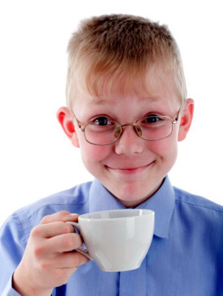 Konsumsi Kafein Bikin Anak dan Remaja Lebih Pintar?