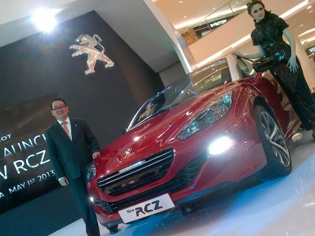 Peugeot: Coupe RCZ Mobil Impian
