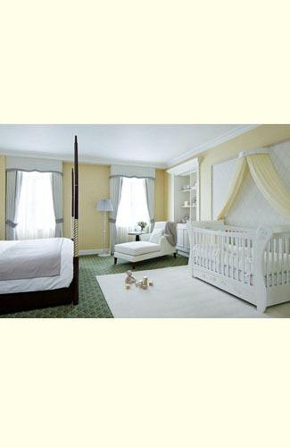 Inilah Kamar Bayi yang Dianggap Cocok untuk Anak Pangeran William & Kate 7
