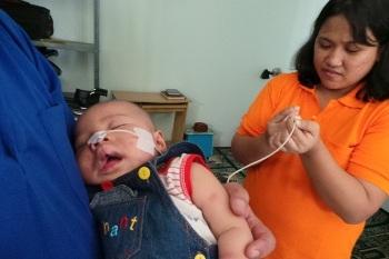 Bocah-bocah Tangguh Penghuni Rumah Anyo yang Berjuang Melawan Kanker