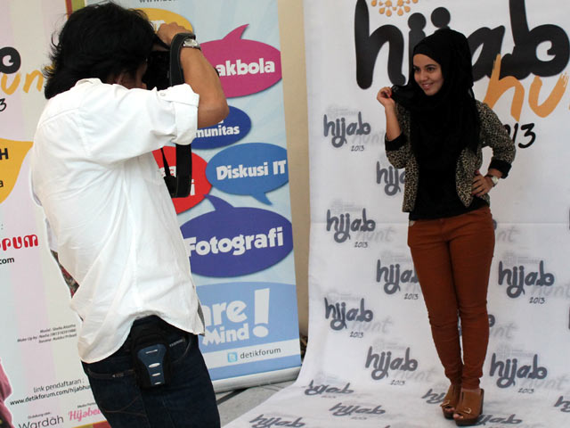 detikForum Gelar Indosat Mentari Hijab Hunt 2013