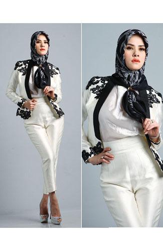 Tutorial Cara Memakai Hijab Angel Lelga