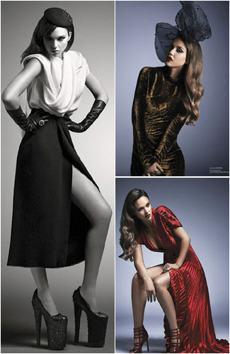 Foto: Jessica Alba Tampil Seksi untuk Pemotretan Majalah  1