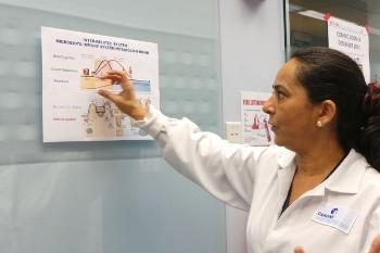 Mengintip Cara Kerja Para Peneliti di Pusat Penelitian Susu Formula