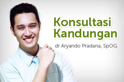 dr Aryando Pradana, SpOG
