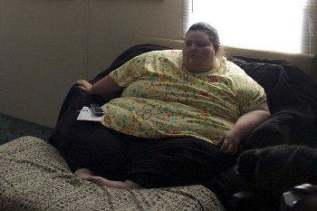 Christina, Wanita dengan Bobot 303 Kg yang Tak Bisa Ganti Baju Sendiri
