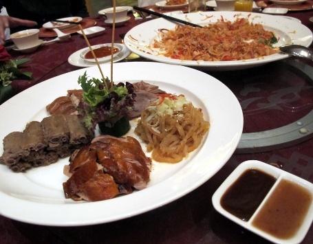 Tien Chu Chinese Restaurant Menu
