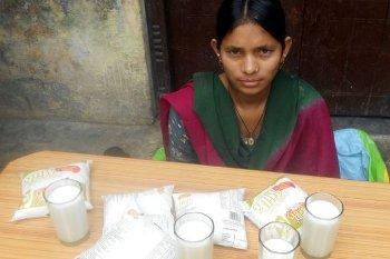 Manju Dharra, Gadis 25 Tahun yang Tak Pernah Makan Sejak Lahir