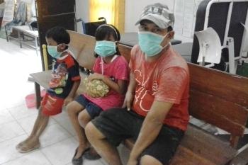 Ancaman Kesehatan di Balik Hujan Abu Gunung Kelud