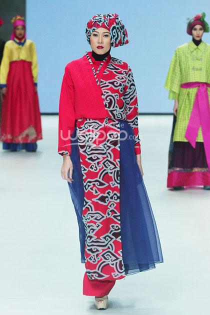 Hijab Style Cantik Dengan Hanbok Khas Korea Di Koleksi