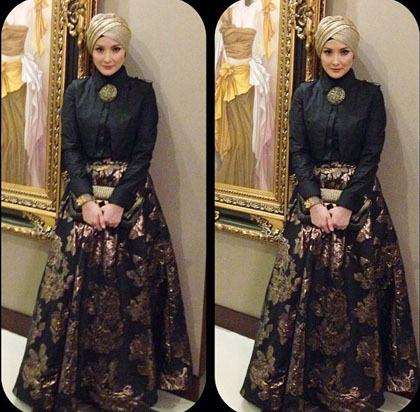 Hijab Style Gaya Cantik Dan Elegan Inneke Koesherawati 2