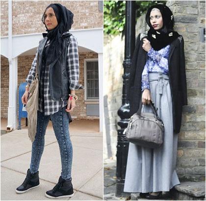 Hijab Style Hana Tajima 3 Fashion Blogger Ternama Asal